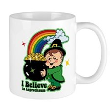 Believe In Leprechauns Mug