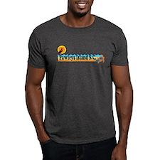 Pawleys Island SC - Beach Design T-Shirt