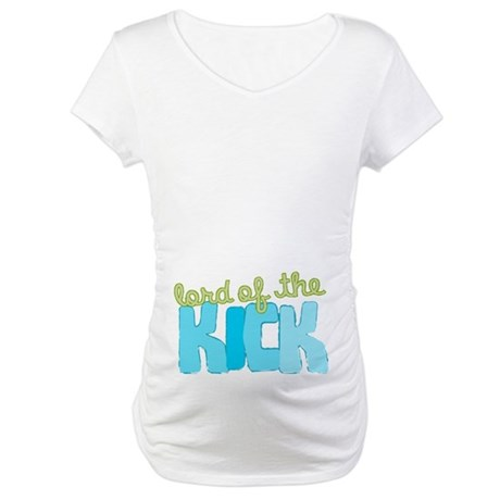 Lord of the Kick Maternity T-Shirt