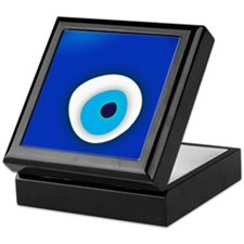 Evil Eye Keepsake Box