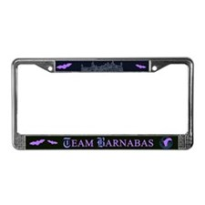 Team Barnabas Color License Plate Frame