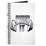 Pump it Journal