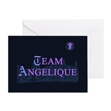 Team Angelique Color Greeting Card