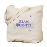 Team Quentin Color Tote Bag