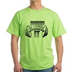 Pump it Green T-Shirt