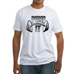 Pump it Fitted T-Shirt