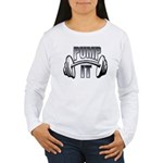 Pump it Women's Long Sleeve T-Shirt