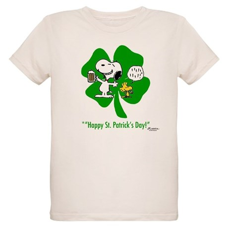 Clover Boys Organic Kids T-Shirt
