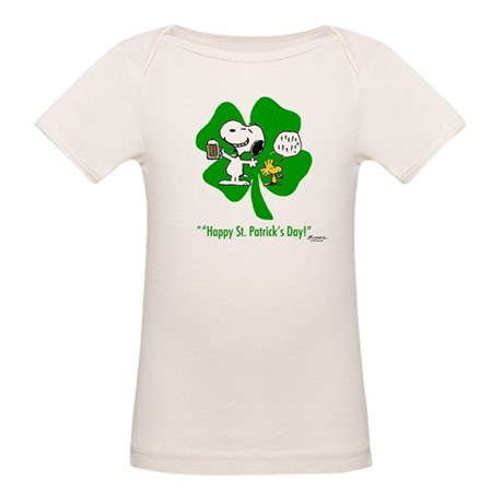 Clover Boys Organic Baby T-Shirt