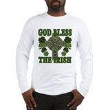 God Bless the Irish Long Sleeve T-Shirt