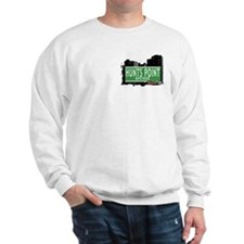 Hunts Point Av, Bronx, NYC Sweatshirt