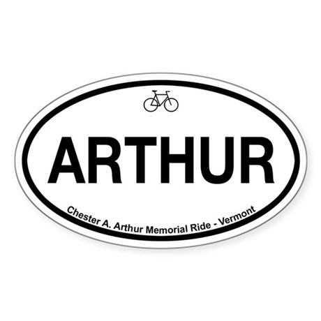 Chester A. Arthur Memorial Ride