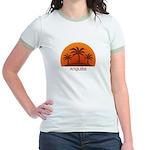 Anguilla Jr. Ringer T-Shirt