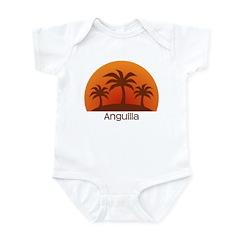 Anguilla Infant Bodysuit