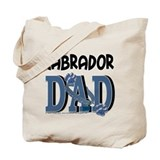 Labrador DAD Tote Bag