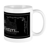 Victoria Winter B&W Small Mug