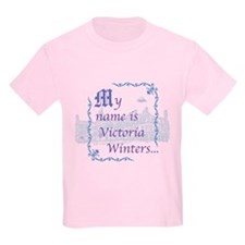 Victoria Winters Color T-Shirt