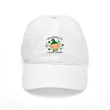 Grandma's Lucky Charm Boy Baseball Cap