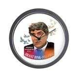 Hrant Dink Wall Clock