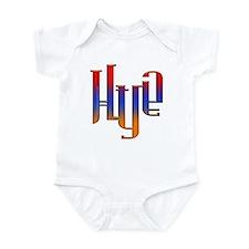 Armenian Hye Infant Bodysuit