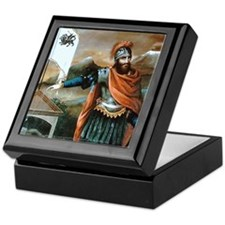 Armenian Hero Hayk Keepsake Box