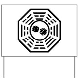 Cute Dharma initiative Yard Sign