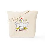 Cocky Contractor Tote Bag