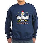 Cocky Contractor Sweatshirt (dark)
