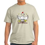 Cocky Contractor Light T-Shirt