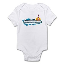 Chincoteague Island VA Infant Bodysuit