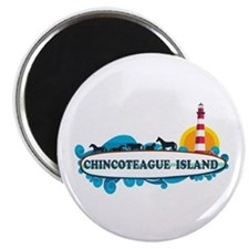 Chincoteague Island VA Magnet