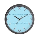 Funny Maureen Wall Clock