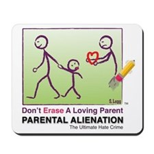 Parental Alienation MOUSEPAD