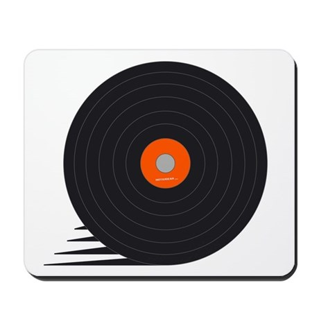 Vinyl Speed Mousepad