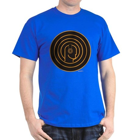 Head Spin DJ Dark T-Shirt