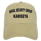 NAVAL SECURITY GROUP KAMISEYA Baseball Cap