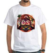 Lost TV Destiny Calls White T-Shirt