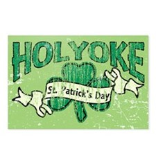Retro Holyoke St. Patrick's Day Postcards (Package