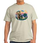 St Francis #2 / Wheaten Light T-Shirt