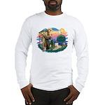 St Francis #2 / Wheaten Long Sleeve T-Shirt