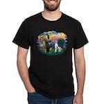 St Francis #2 / Great Dane (H) Dark T-Shirt