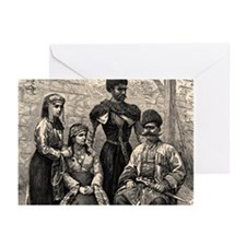 Armenian Heritage 1 Greeting Cards (Pk of 10)