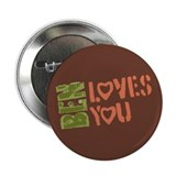 "Ben Loves You 2.25"" Button"