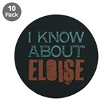 "I Know About Eloise 3.5"" Button (10 pack)"