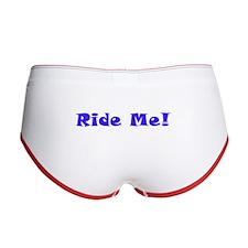 Cute Ride Women's Boy Brief
