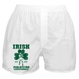 Irish Pub Boxing Boxer Shorts