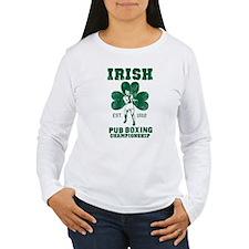 Irish Pub Boxing T-Shirt