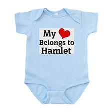 My Heart: Hamlet Infant Creeper