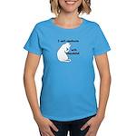 Medical Chocolate A Women's Dark T-Shirt