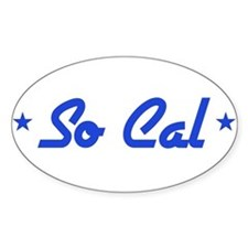 Cute Orange county california Decal